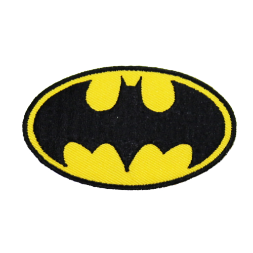 PH15 - Batman Logo (Iron on)