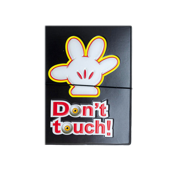 H00015 - Don't Touch Passport Holder