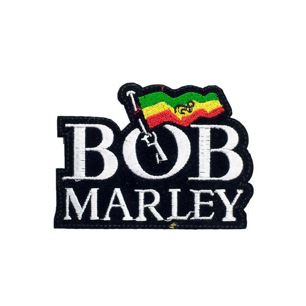 PH759 - Bob Marley (Iron on)
