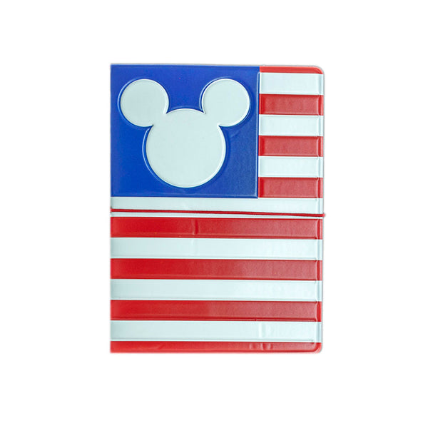 H00010 - USA Mickey Passport Holder