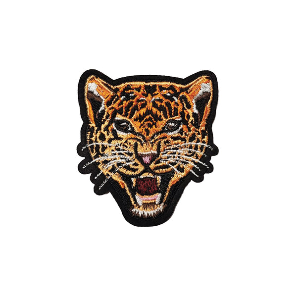PC3842A - Roaring Leopard S (Iron On)