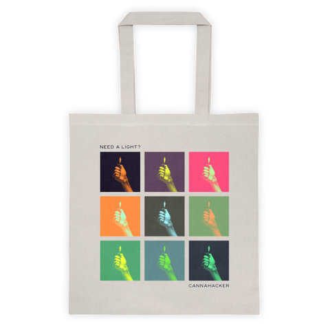 Lighter Tote bag