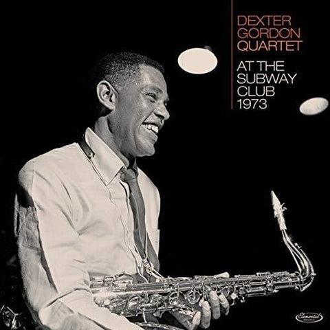 Dexter Gordon: Subway Club, Germany,  1973 (CD/LP)
