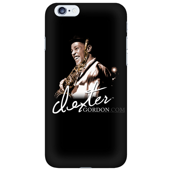 Dexter Gordon iPhone Case (5, 6, 6Plus, 6S, 6S Plus)
