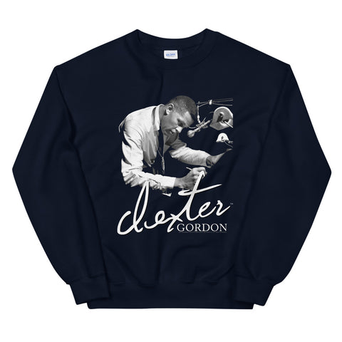 Dexter Gordon Signature Sweatshirt