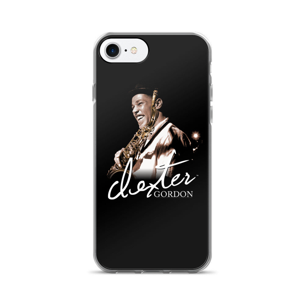 Dexter Gordon iPhone 7 and 7 Plus Case