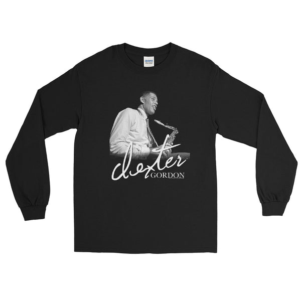 Dexter Gordon Doin' Alright Long Sleeve T-Shirt