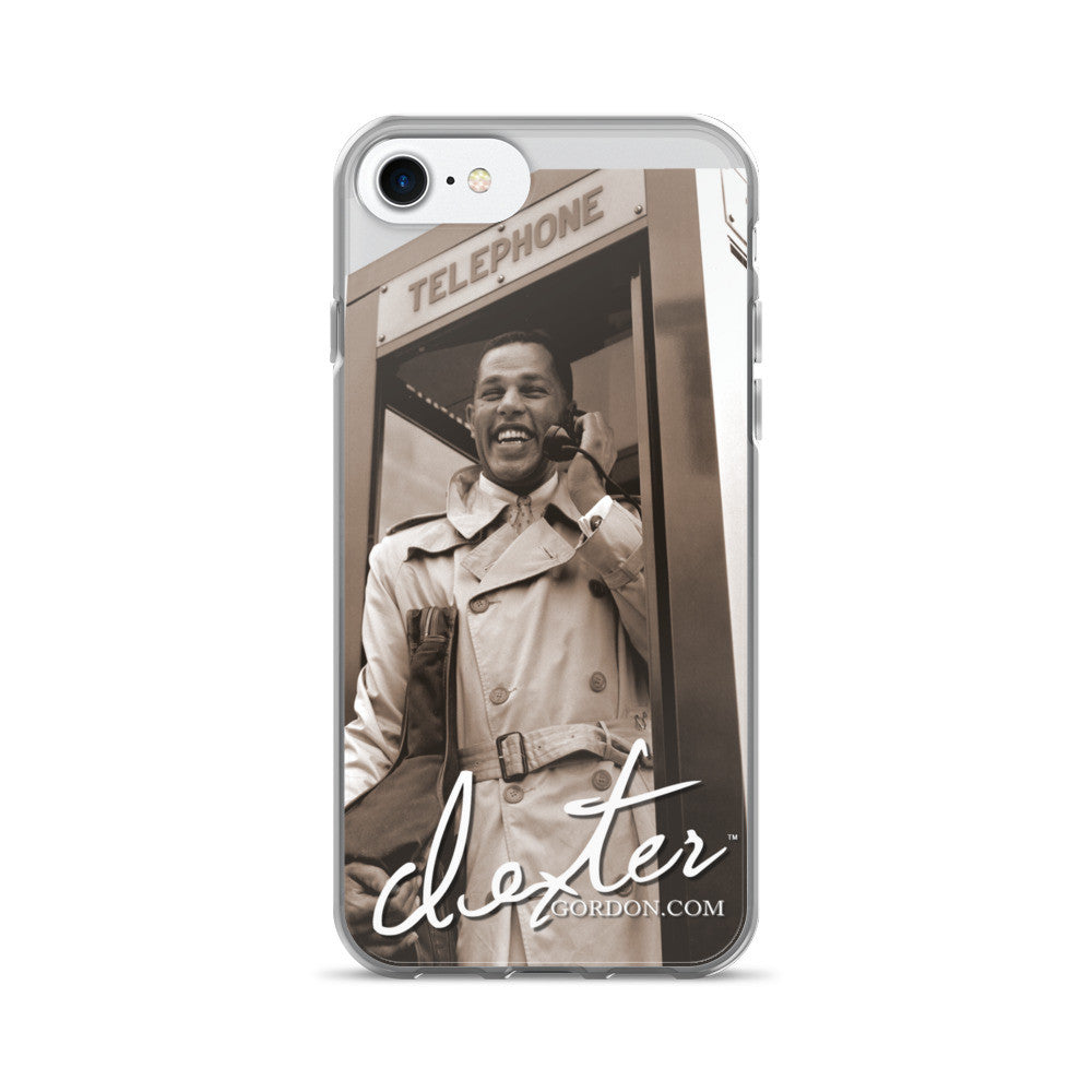 """Dexter Calling"" iPhone 7 and 7 Plus Case"