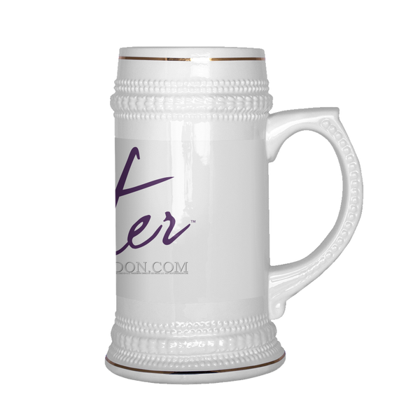 Dexter Gordon Signature Beer Stein