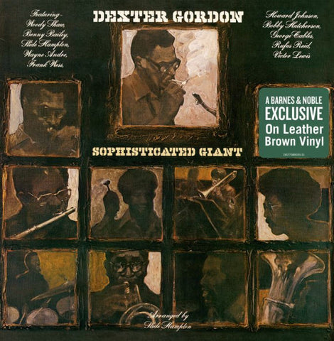 Sophisticated Giant (LP) (Reissue) (Leather Brown Vinyl)