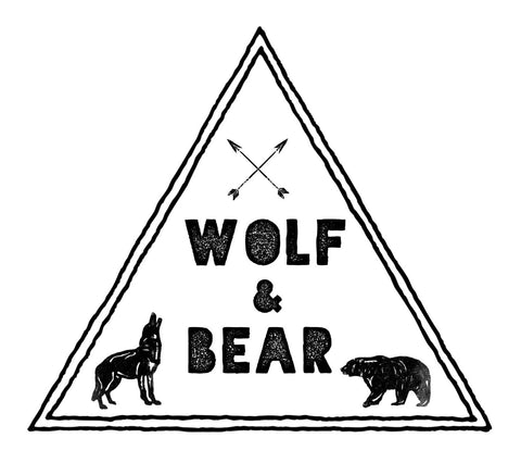 Wolf and Bear Kids