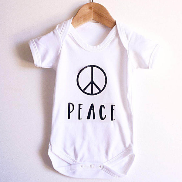 PEACE BODYSUIT