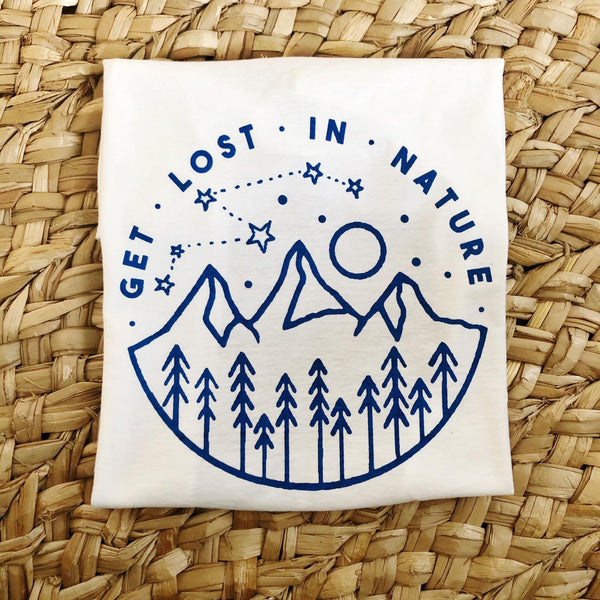 GET LOST IN NATURE TEE