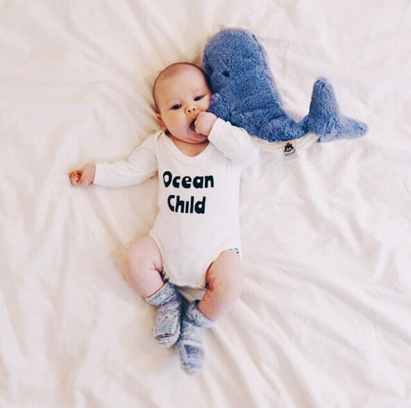 OCEAN CHILD BODYSUIT