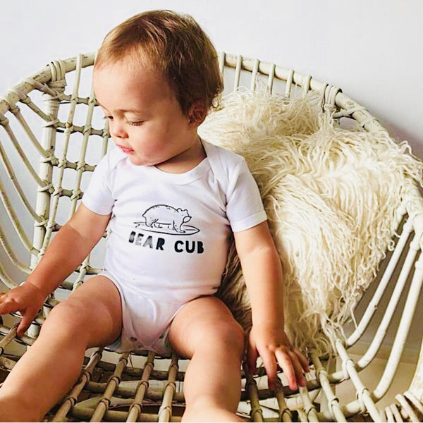 BEAR CUB BODYSUIT