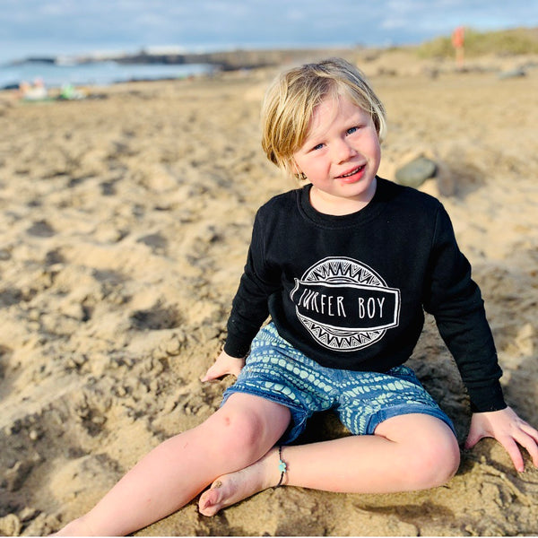 SURFER BOY SWEATSHIRT