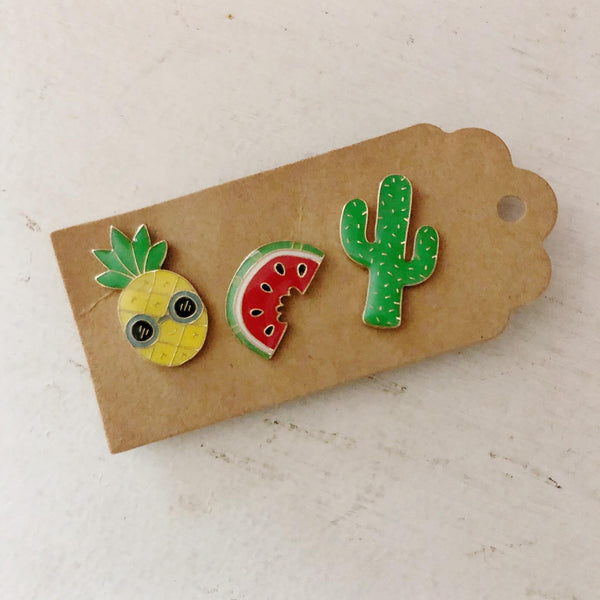 FRUITY PINS
