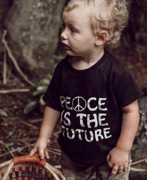 PEACE IS THE FUTURE