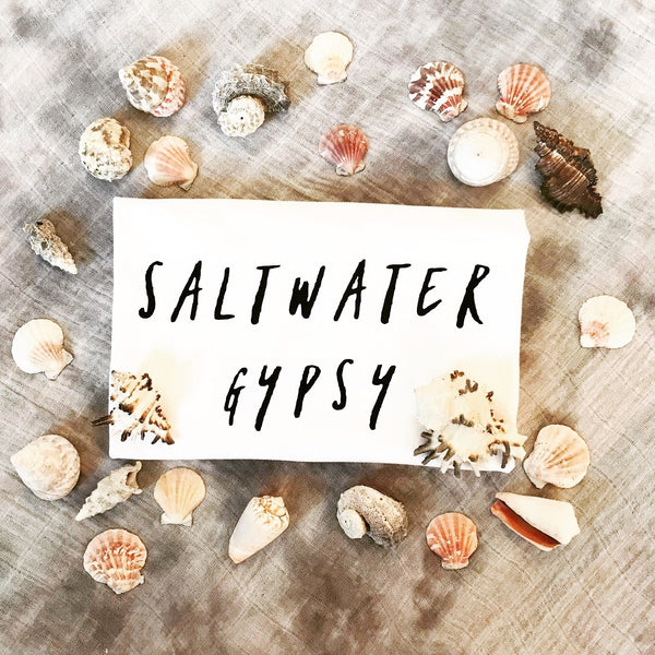 SALTWATER GYPSY TEE
