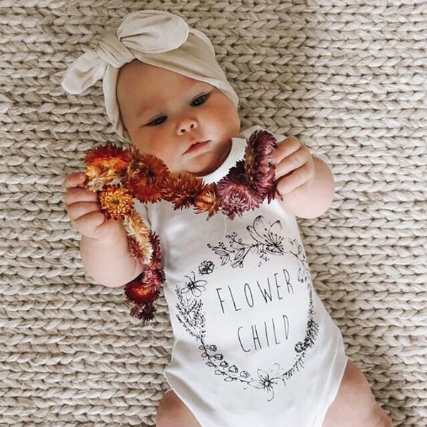 FLOWER CHILD BODYSUIT