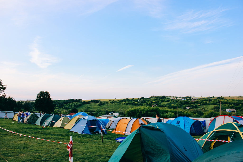 8 Camping Essentials for 3-Day Music Festivals