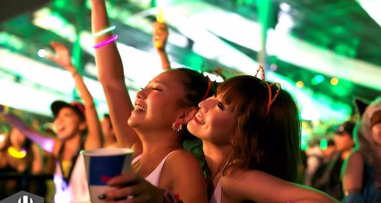 The 10 Best EDM Festivals in Asia