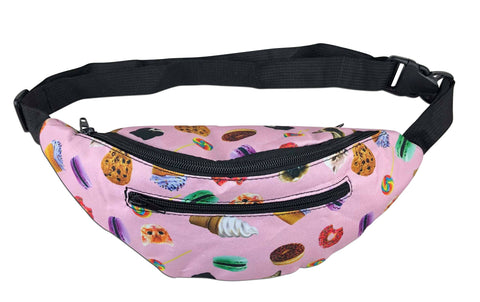 Cat & Sweets Rave Fanny Pack