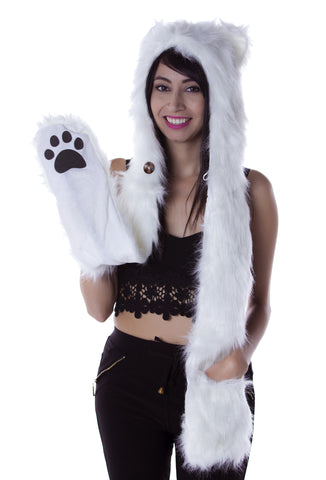 Bear LED Spirit Hood