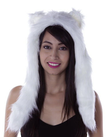 Short Bear LED Spirit Hood