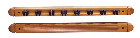 8 Cue, 2 Piece Wall Rack