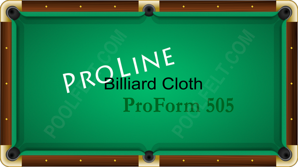 ProLine Classic 303 with Teflon