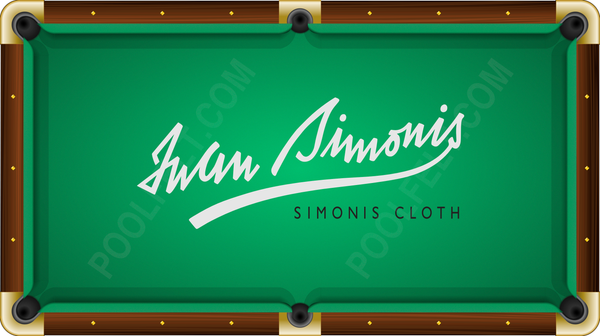 Simonis Strachan 6811 (Snooker Cloth)