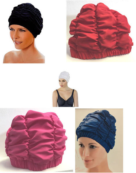fashy waterproof shower cap hat