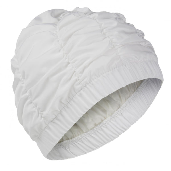 Fashy Ladies Plastic Lined Waterproof Shower Hat Bath Cap