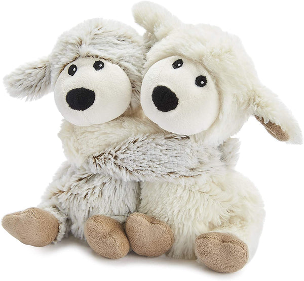 microwave sheep toy