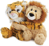microwave tiger and lion toy
