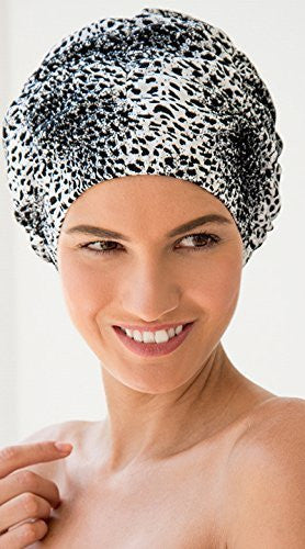 fashy shower cap bath hat