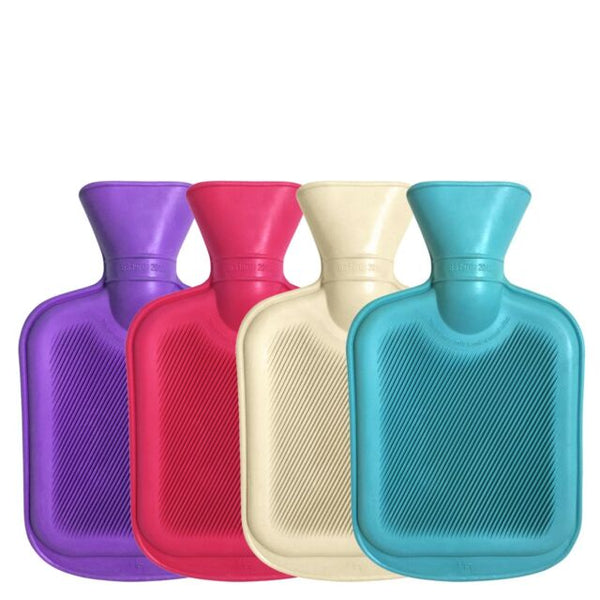 small 750ml mini hot water bottle