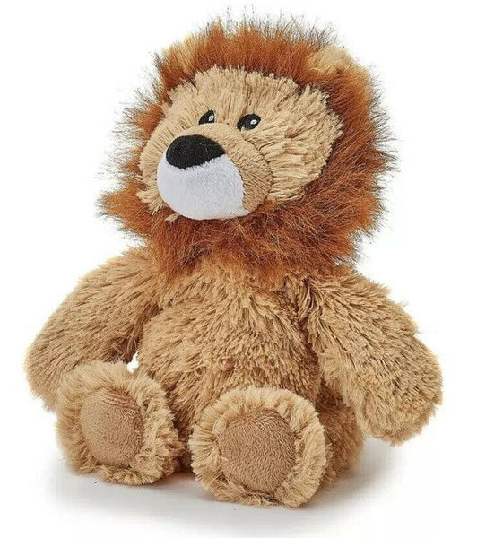 warmies microwave lion toy