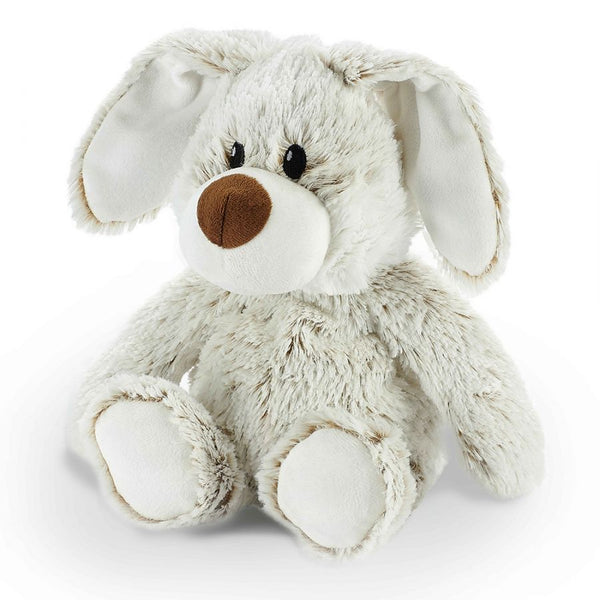 microwave plush bunny heatable toy