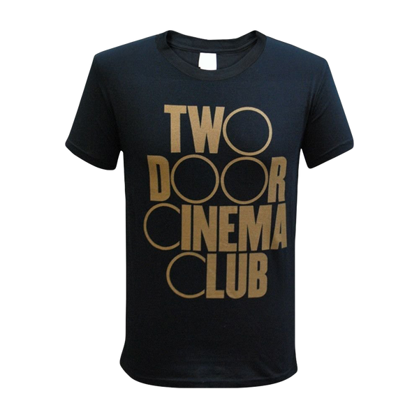 Logo Gold T-Shirt