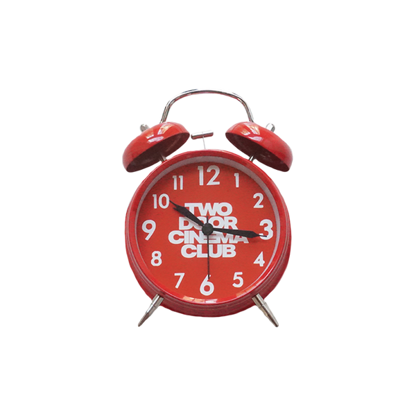 Two Door Cinema Club Alarm Clock