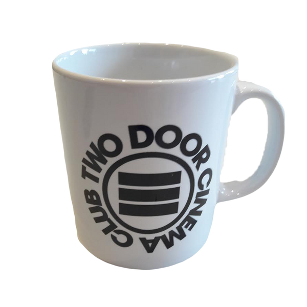 Two Door Coffee Mug
