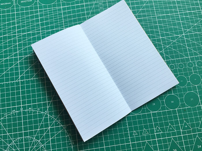 Make Midori Traveler's Notebook Inserts