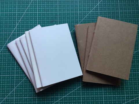 tutorial - make a leather journal 9