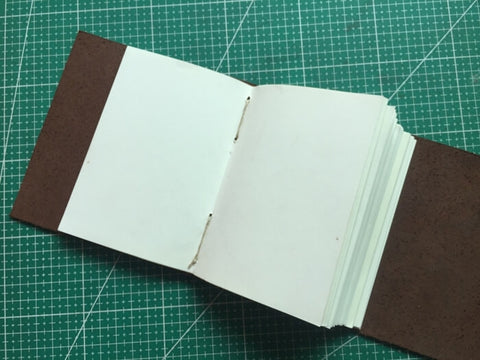 tutorial - make a leather journal 44