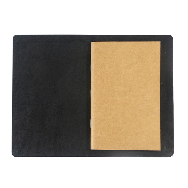 black travelers notebook
