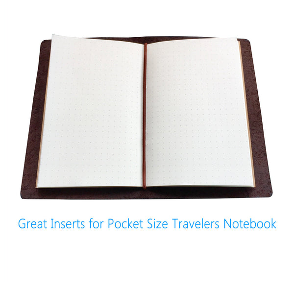 Pocket 3.5 x 5.5 Notebooks