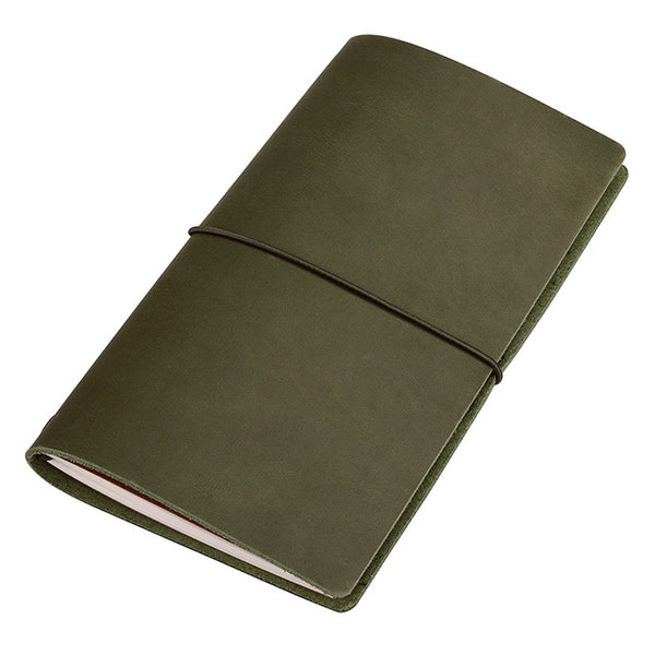 Olive Travelers Notebook - Fauxdori