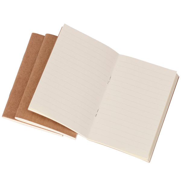 Ruled Traveler's Notebook Inserts - Passport Size
